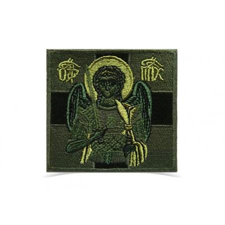 Patch Archangel Michael khaki 8cm*8cm