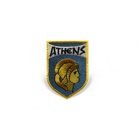 Patch Athens Head Shield 7.5cm*5cm