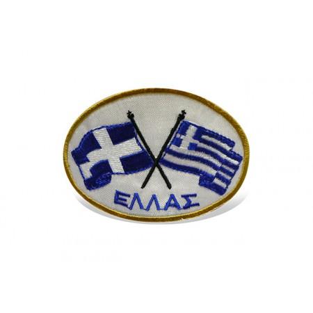Patch Ellas Shield round 8cm*6cm