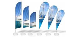 Custom Beach flags