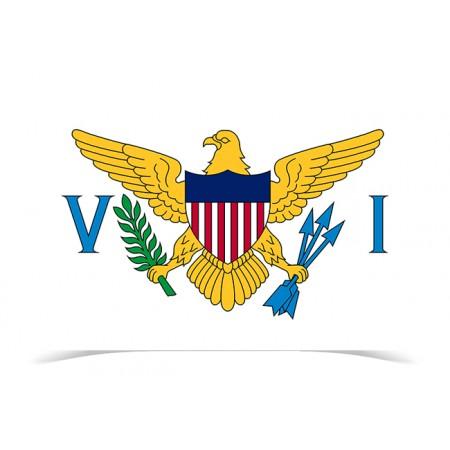 Flag of Virgin Island USA