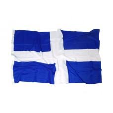 Greek flag Acrylic 150gr Cross