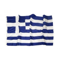 Greek flag Cotton 150gr sewn
