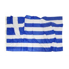Greek flag Polyester net 110gr