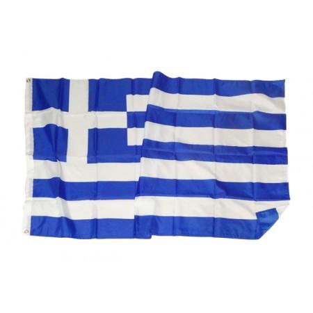 Greek flag Polyester Lining 60gr
