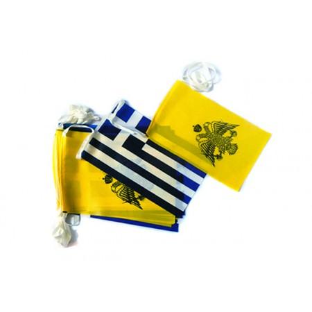 Plastic Greek Byzantine Garland