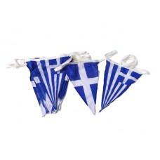 Fabric Greek Garland (29cm*21cm)