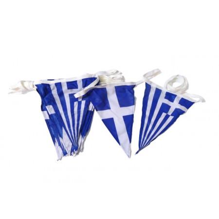 Fabric Greek Garland (50cm*35cm)