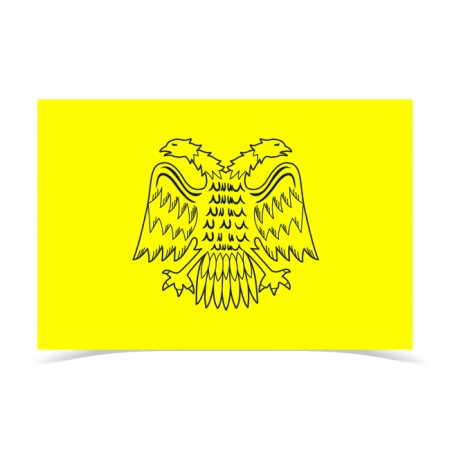 Byzantine Flag during Isaac Comnenus