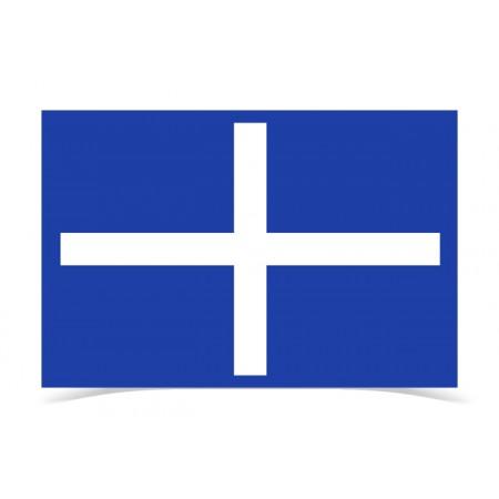 Giannis Stathas Revolution Flag