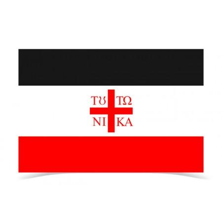 Nikolas Mitropoulos Revolution Flag
