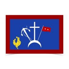 Chalkidiki Revolution Flag Kassandra Region