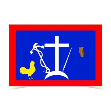 Chalkidiki Revolution Flag Version 2