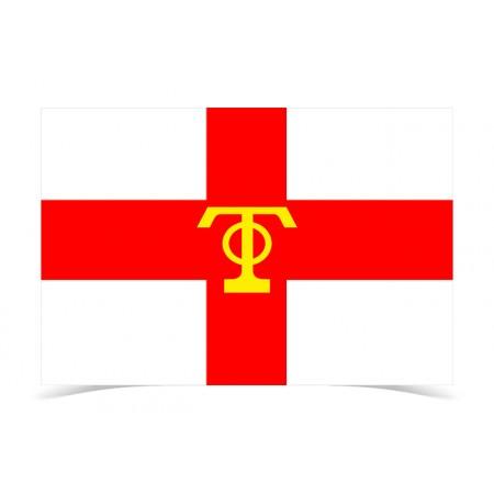 Holy Sepulchre Flag