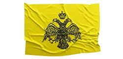 Orthodox church flags