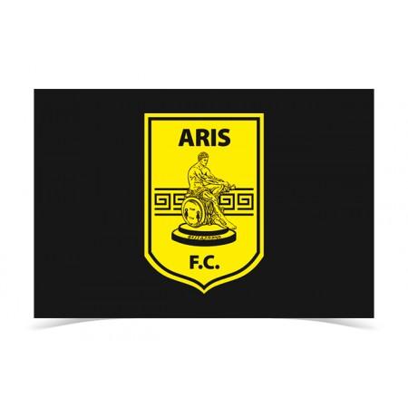 ARIS FC black Flag