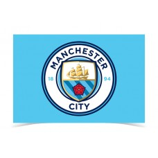 Manchester City F.C. Flag