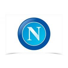 S.S.C. Napoli Flag