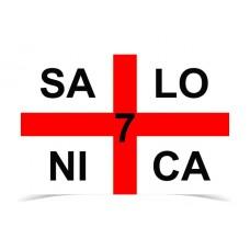 OSFP F.C. Salonika 01 Flag