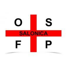 OSFP F.C. Salonika 02 Flag