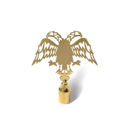 Byzantine Eagle Top